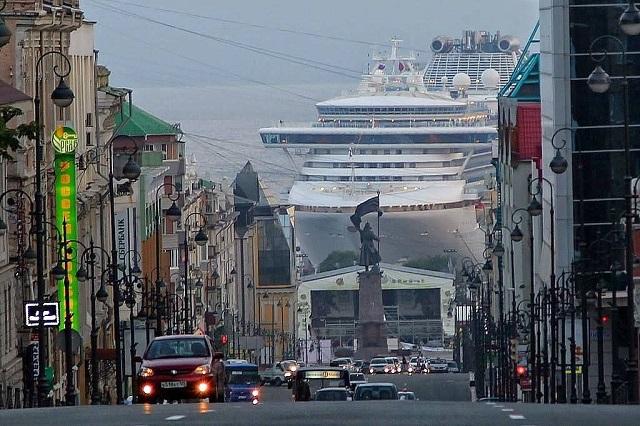Экскурсии по Владивостоку 2020 с туроператором Аквамарин
